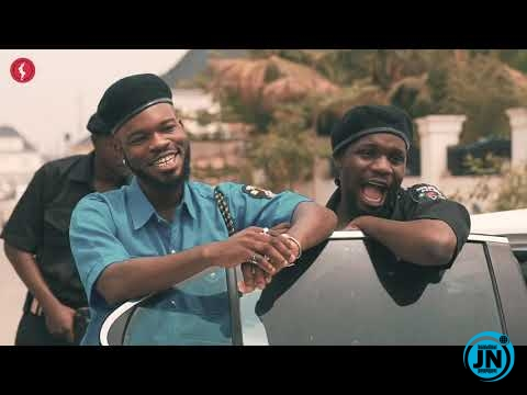 Broda Shaggi - Broda Shaggi And Officer Woos Caught By The Real Officers